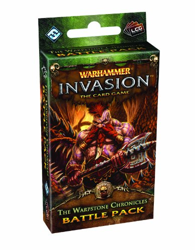 Warhammer Invasion LCG: The Warpstone Chronicles Battle Pack