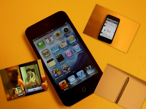 行货Apple苹果iPod touch 4 8G MC540CH/A 1499元包邮