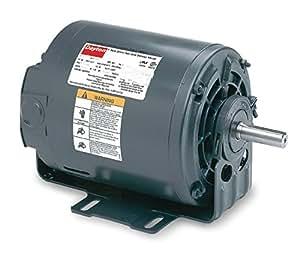 1 4 Hp 1725 Rpm 2 Speed 115v Whole House Fan Motor Dayton