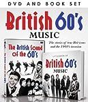 Great British Icons: British 60's Music (DVD/Book Gift Set)