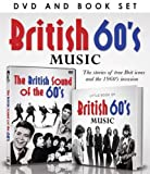 Great British Icons: British 60's Music (DVD/Book Gift Set)