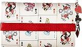 Harveys Seatbelt Bag Women's Streamline Wallet Queen Of Hearts Cross Body