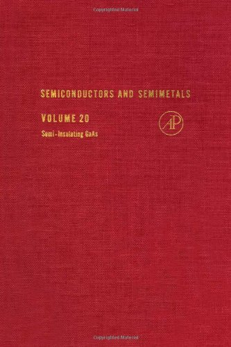 Semiconductors And Semimetals, Vol. 20: Semi-Insulating Gaas