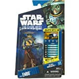 5147t01nzML. SL160  Star Wars 2010 Clone Wars Animated Action Figure CW No. 33 Embo