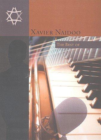 Xavier NaidooTHE BEST OF Songbook für Klavier/Gesang/Gitarre mit Bleistift -- enthält die 17 beliebtesten Songs u.a. mit DIESER WEG - Noten/sheet music