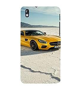 EPICCASE Merc car Mobile Back Case Cover For HTC Desire 816 (Designer Case)