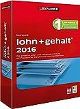 Lexware lohn+gehalt 2016 - [inkl. 365 Tage Aktualitätsgarantie]