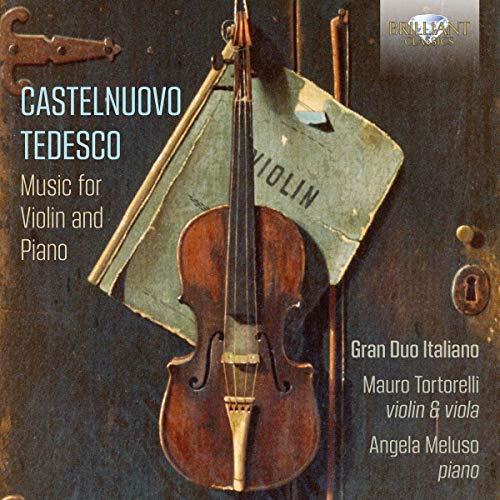 CD : GRAN DUO ITALIANO - Music For Violin & Piano (3 Pack)
