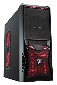 """OCHW 6600K Gaming PC AMD A8-6600K QUAD Core 4.2GHZ CPU AMD Radeon 8570D Graphics , 1TB Hard Drive, 8GB DDR3 Memory, 18.5"""" MONITOR, GAMING KEYBOARD & MOUSE No Operating Software"""
