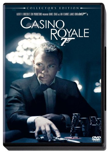 James Bond 007 - Casino Royale (Amaray) [Deluxe Edition] [3 DVDs]