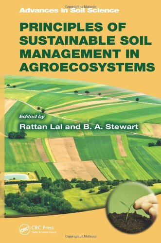 Principles of Sustainable Soil Management in Agroecosystems (Advances in Soil Science)