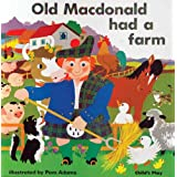 Old Macdonald had a Farm (Classic Books with Holes)by Pam Adams
