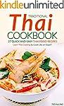 Traditional Thai Cookbook - 27 Quick...