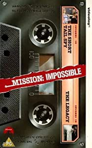 Mission Impossible: 8 - The Short Tall Spy/The Legacy [VHS]