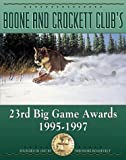img - for 23rd BIG GAME AWARDS 95-97 book / textbook / text book