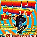 echange, troc Various - Power Party-Megamix