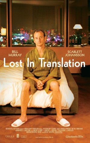 Lost In Translation [VHS]