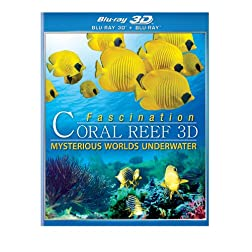Fascination Coral Reef: Mysterious Worlds Underwater [Blu-ray 3D]