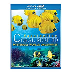 FASCINATION CORAL REEF-MYSTERIOUS WORLDS UNDERWATE
