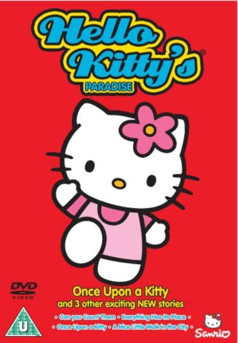 Hello Kitty - Once Upon a Kitty [DVD]