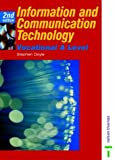 Information And Communication Technology: Vocational A Level (0748753176) by Doyle, Stephen