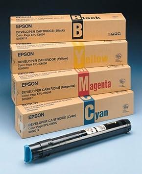 Epson S050019 Toner Noir 4500 Pages C13S050019