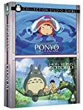 echange, troc Mon voisin Totoro + Ponyo sur la falaise - coffret 2 DVD