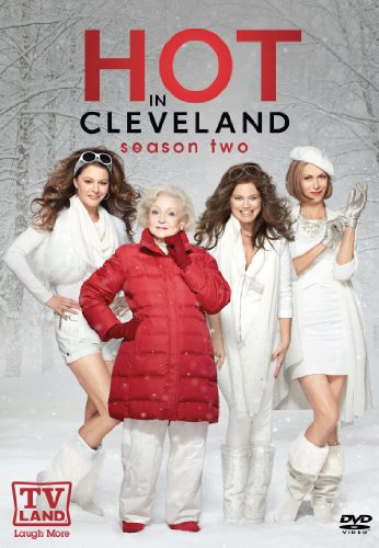 Cover art for  Hot in Cleveland: Season Two