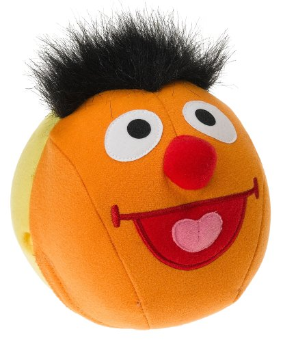 Bert & Ernie Giggle Ball - 1