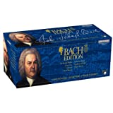 Bach Edition: Complete Works (155 CD Box Set) ~ Johann Sebastian Bach