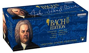 Bach: Edition - The Complete Works