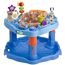 Evenflo 3-height Adjust Stationary Baby Development Activity Center W Toys