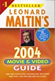 Leonard Maltin's Movie & Video Guide 2004 (0452284783) by Leonard Maltin
