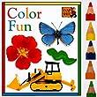 Tab Board Books: Color Fun