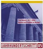 Image de Paul Bonatz (1877-1956): Bauten und Projekte im Norden