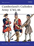 Cumberland's Culloden Army 1745-46 (Men-at-Arms, Vol. 483)