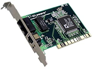 Cisco-Linksys HPN100 HomeLink Phoneline Network Card