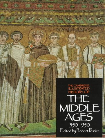 The Cambridge Illustrated History of the Middle Ages 3 Volume Hardback Set