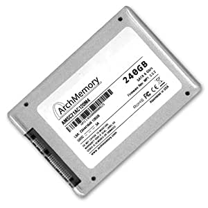 240 GB SSD Solid State Hard Drive SATA 3 III 6.0 Gb/s 2.5 Inch with TRIM Support & Sandforce Controller 240GB