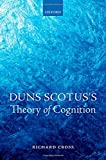 img - for Duns Scotus's Theory of Cognition book / textbook / text book