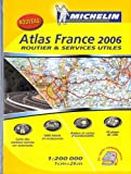 echange, troc Michelin - Atlas France : Routier et services utiles