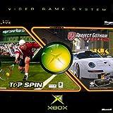 echange, troc Console Xbox Bundle Project Gotham Racing 2 + Top Spin