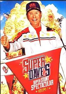 Amazon.com: Super Dave - Super Stunt Spectacular (Volume 1): Movies