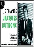 Partition : Jacques Dutronc