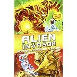 Pack alien invasor - rocoso/ infernox/ zillah (Alien Invasor (hidra))
