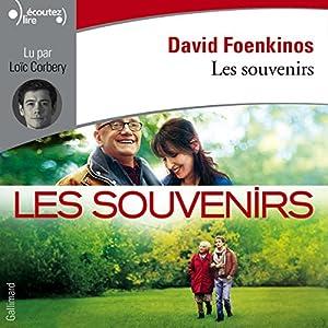 Les souvenirs Audiobook