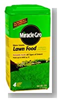 Miracle-Gro 1001832 Lawn Food Box, 5-Pound