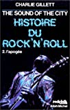 echange, troc Charlie Gillett - The Sound Of The City, histoire du Rock'n'roll