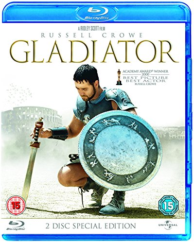 Gladiator [Blu-ray] [UK Import]
