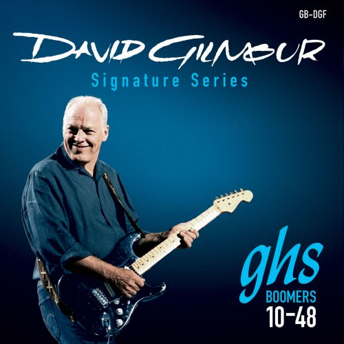 Ghs Strings Gb-Dgf Nickel Plated Electric Guitar Strings